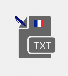 French documents for clients by Marc Konan