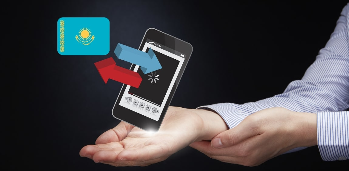 Virtual Numbers from Kazakhstan available in Hivoox